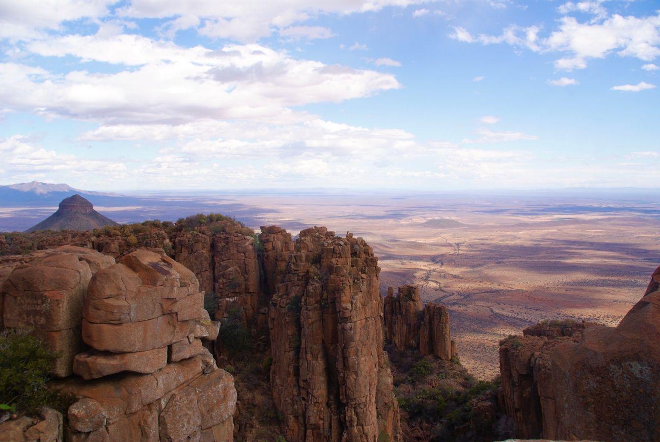 Valley of Desolation - ©Fair Mundo Travel