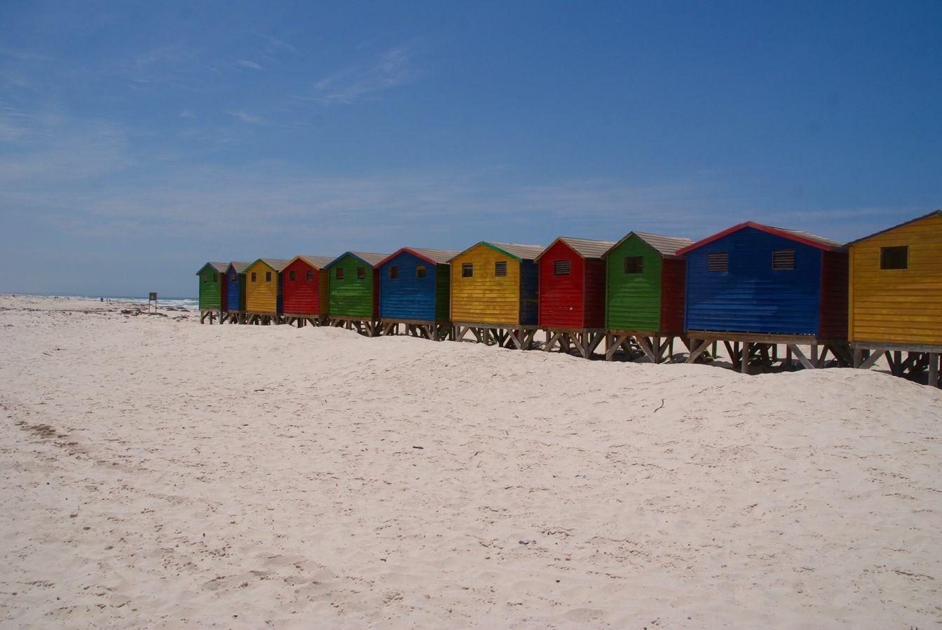 Kaapstad - Muizenberg - ©Fair Mundo Travel