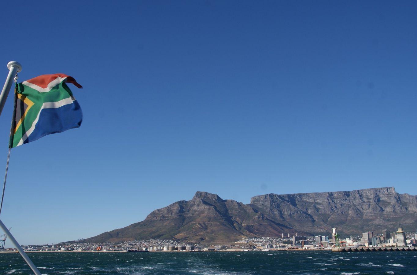 Kaapstad - Tafelberg - ©Fair Mundo Travel