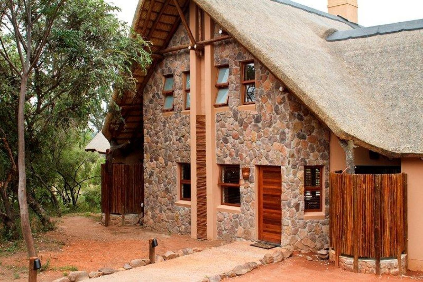 Kololo Lodge zespersoons chalet - ©Fair Mundo Travel