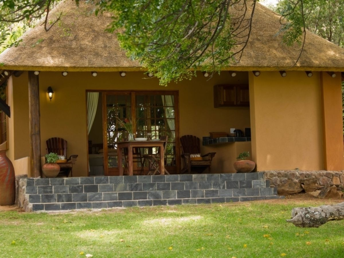 Kololo Lodge tweepersoons chalet
