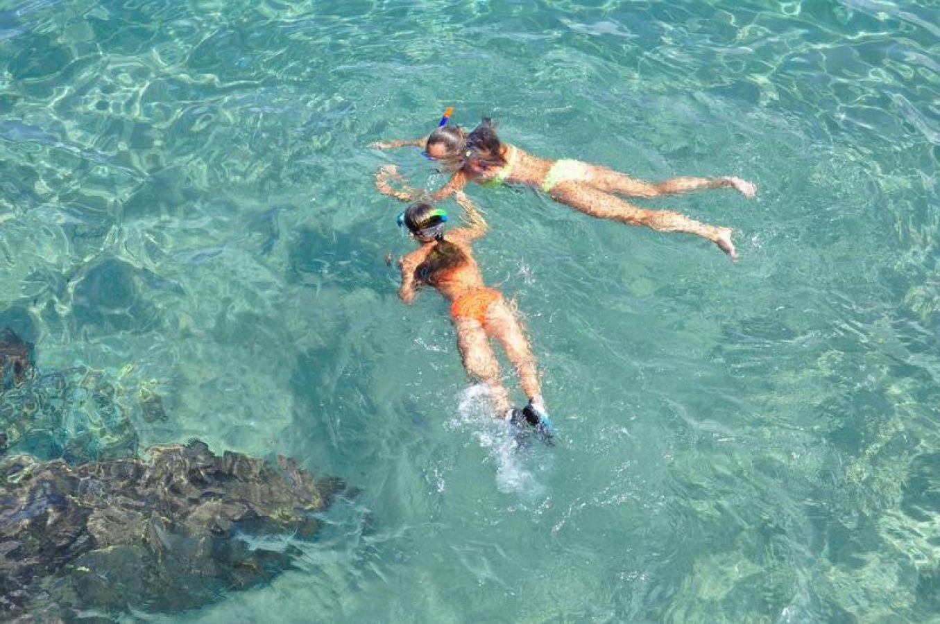 Lake Malawi snorkelen
