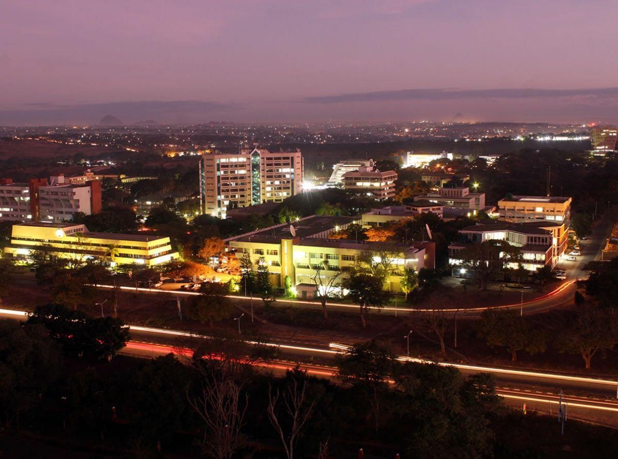 Lilongwe by night