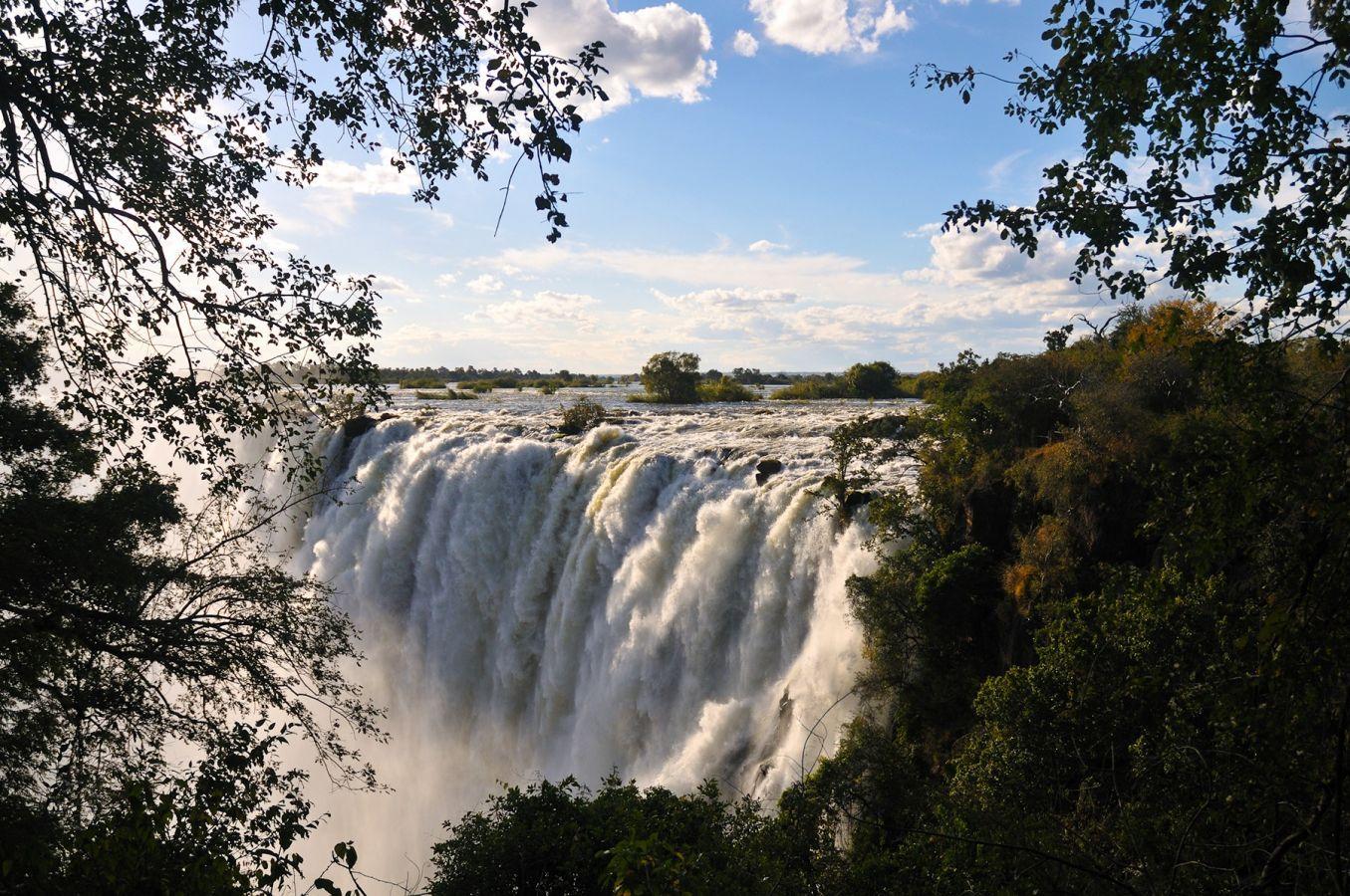 Livingstone Victoria Falls