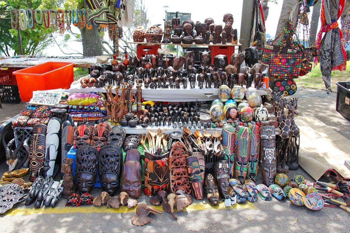 Lusaka craft markt