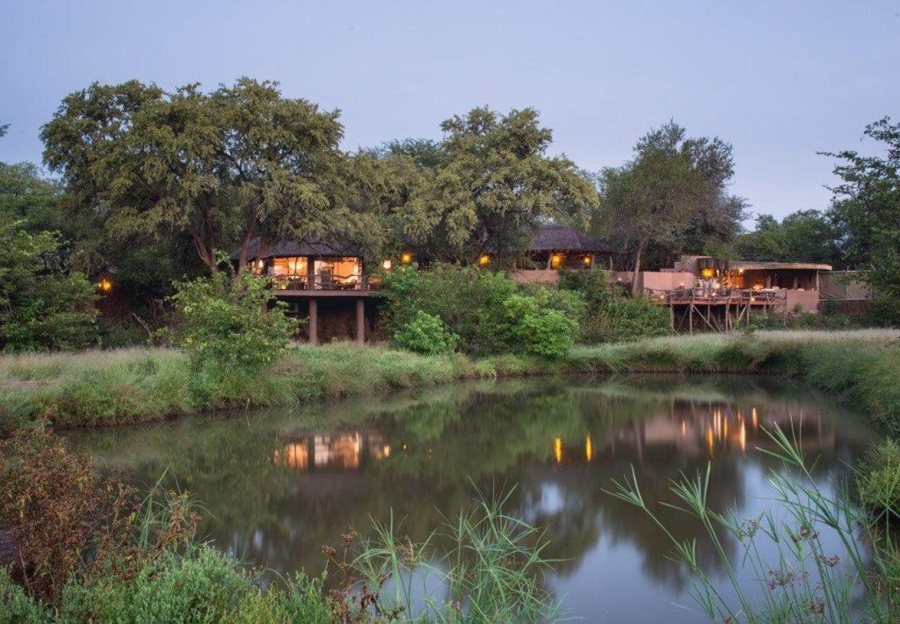 Mashatu Lodge