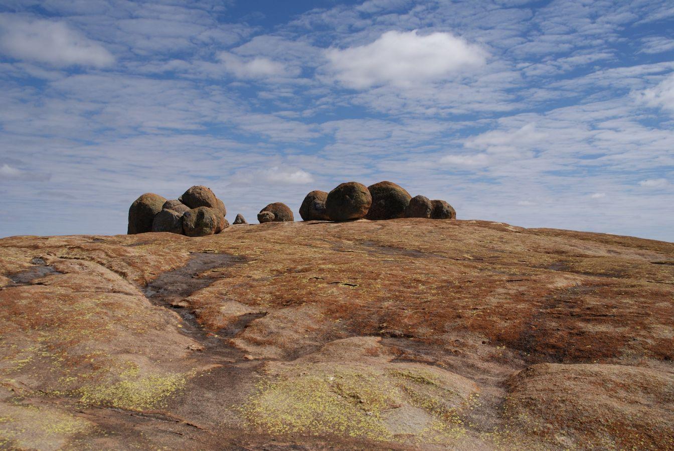 Rotsformaties in Matobo National Park  - ©Fair Mundo Travel