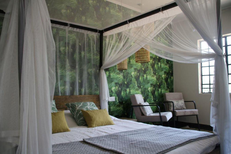 Mitengo House double room