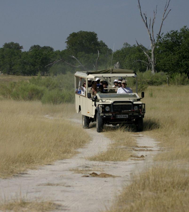 Safarivoertuig
