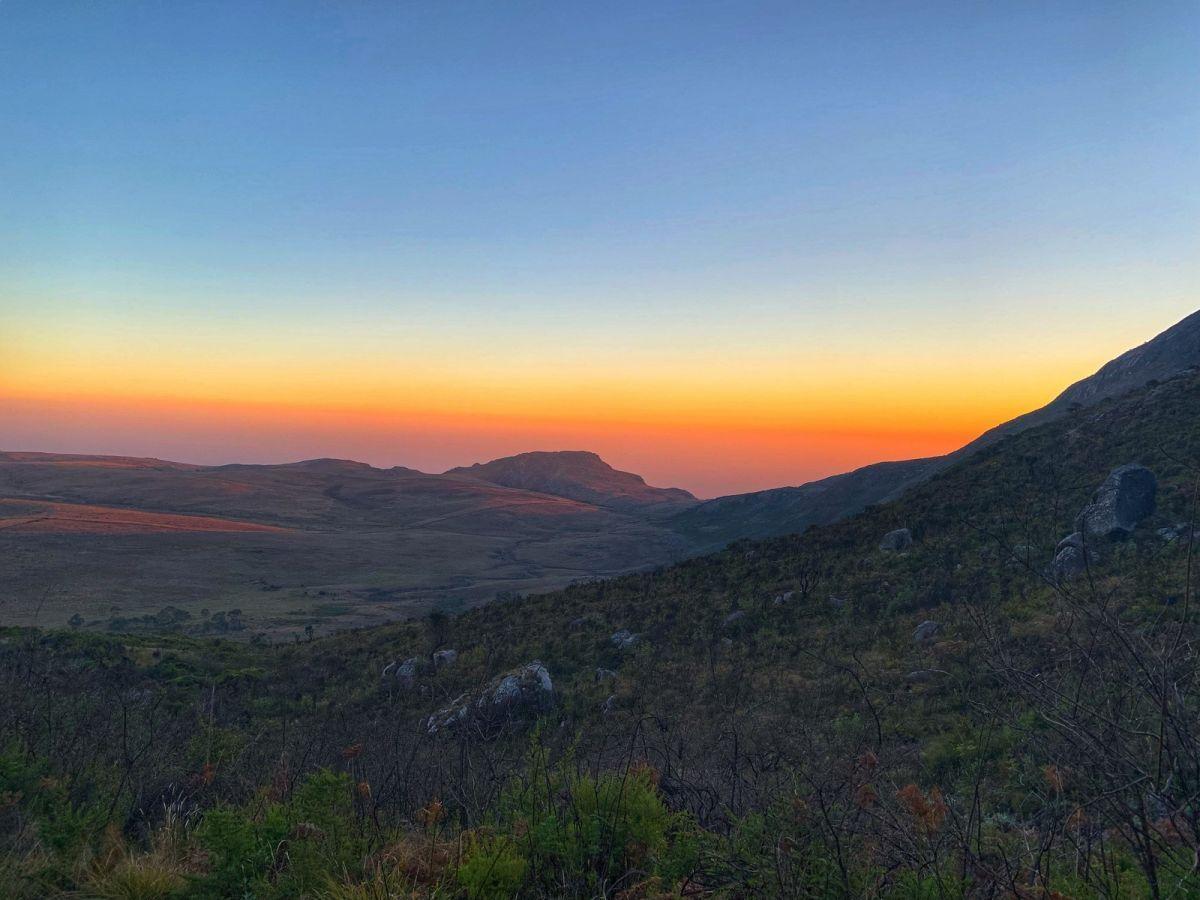 Mount Mulanje uitzicht
