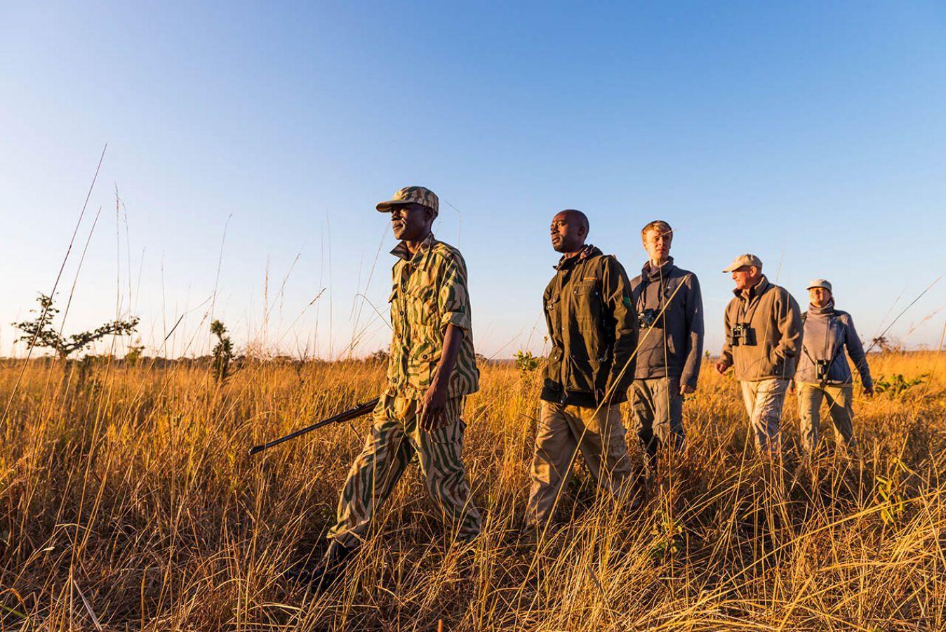 Mukambi safari