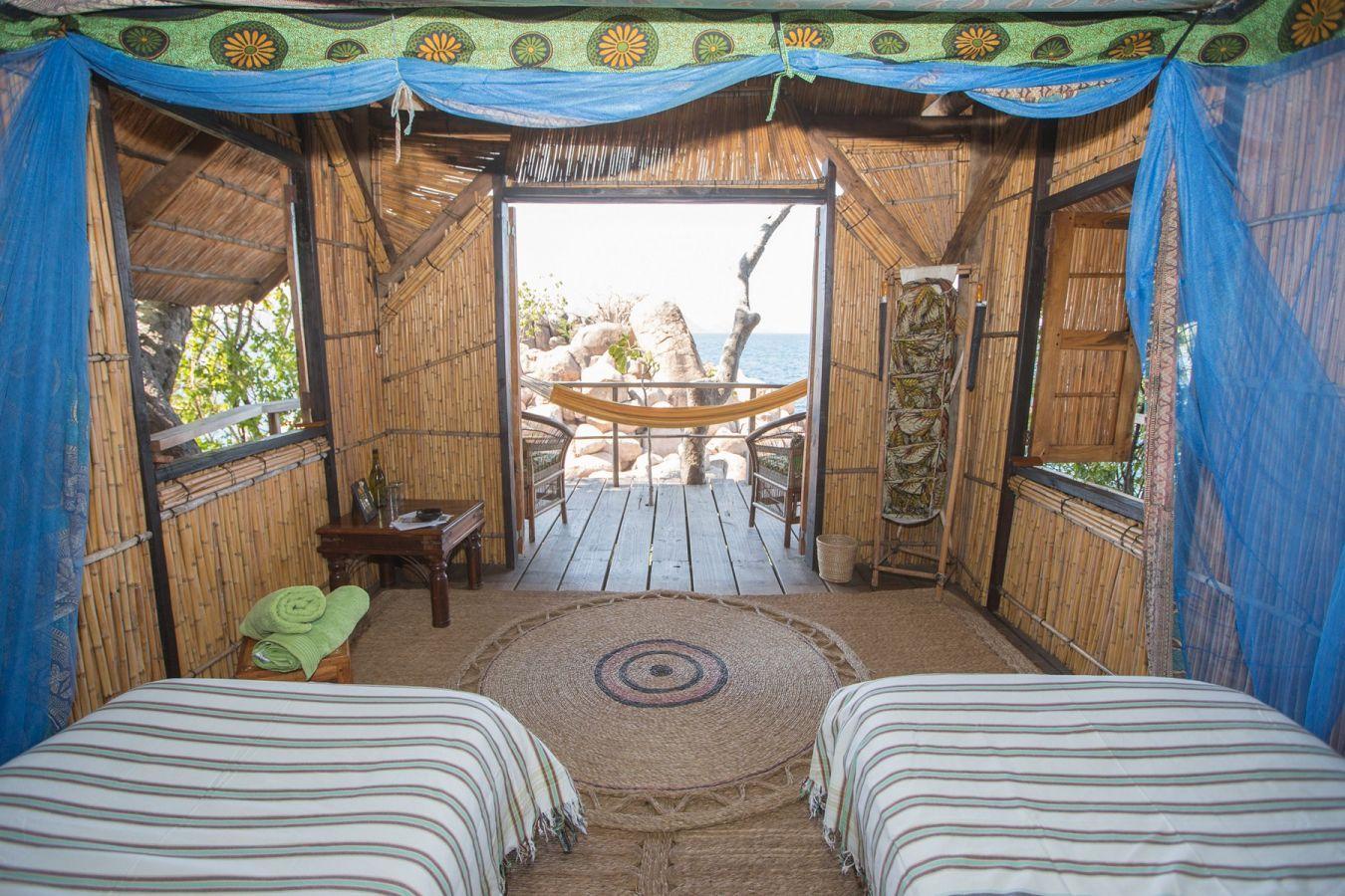 Mumbo Island Camp chalet
