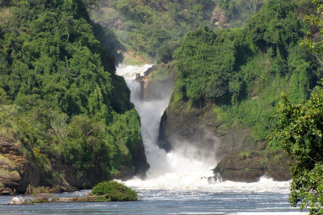 Murchison Falls - Murchison Watervallen