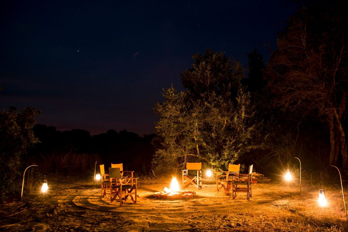 Musekese Camp