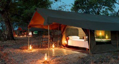 Nkonzi Camp