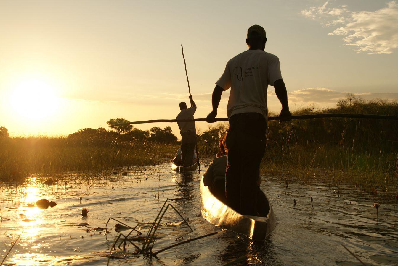 Okavango Delta - mokorotocht - ©Fair Mundo Travel