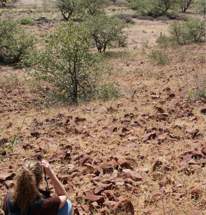 Palmwag - rhino tracking - ©Fair Mundo Travel