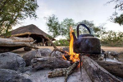 Pungwe Safari Camp