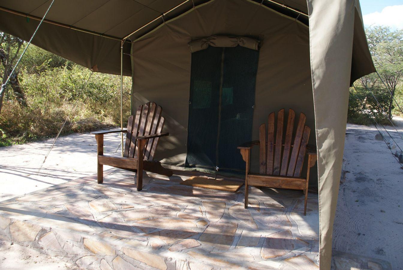 San Bush Camp - ©Fair Mundo Travel