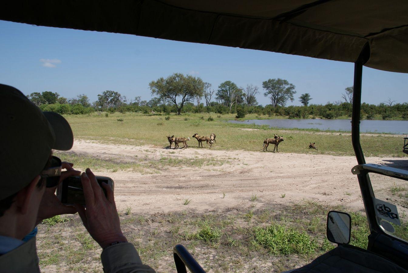 Sango Safari Camp - game drive  - ©Fair Mundo Travel