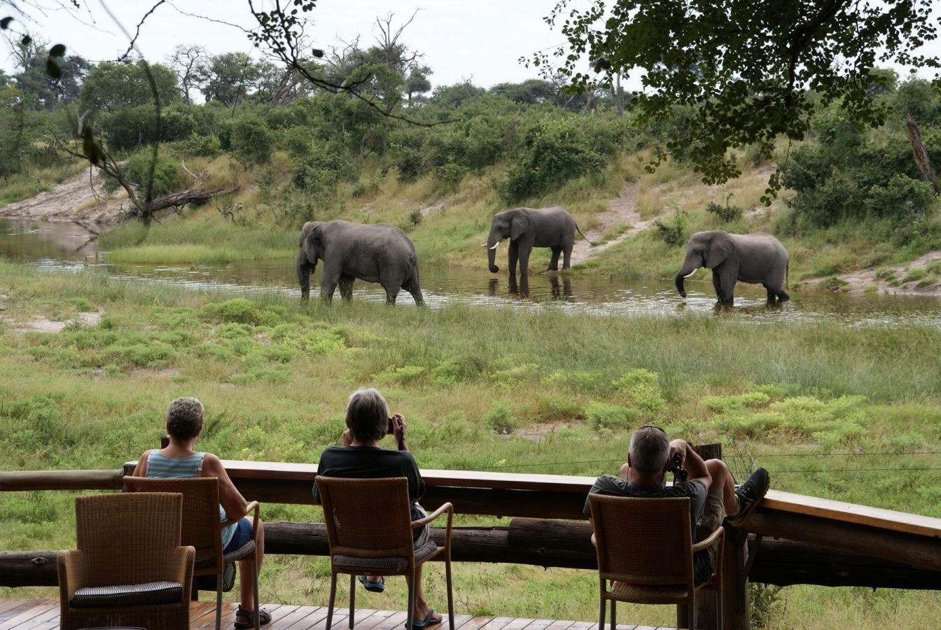 Savute Safari Lodge - ©Fair Mundo Travel