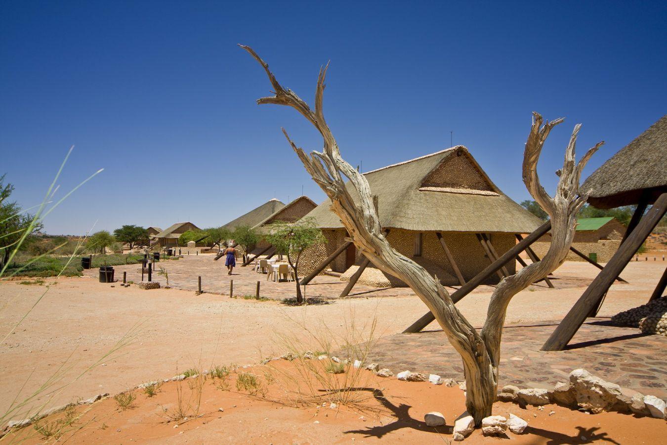 Twee Rivieren Restcamp