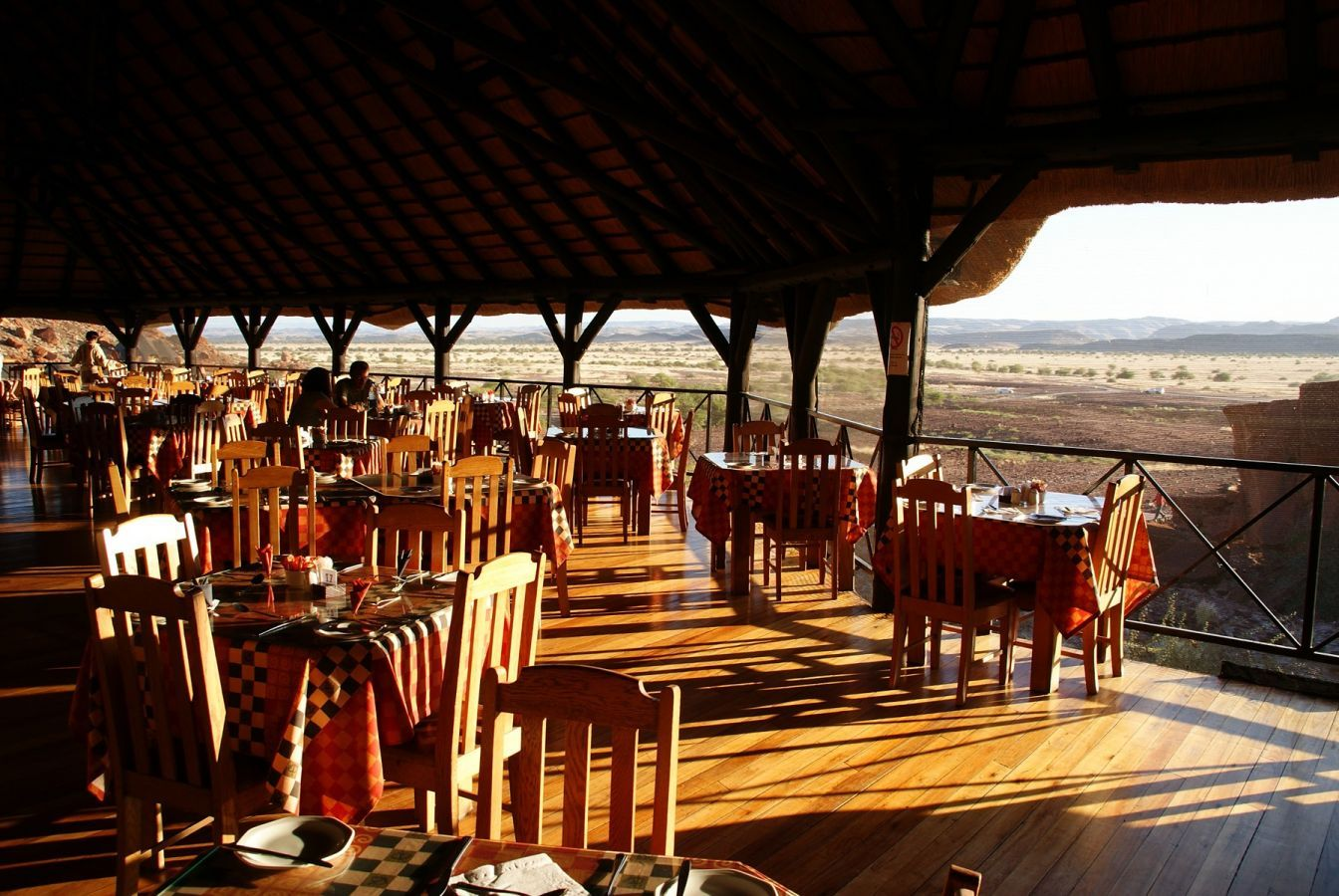 Twyfelfontein Country Lodge
