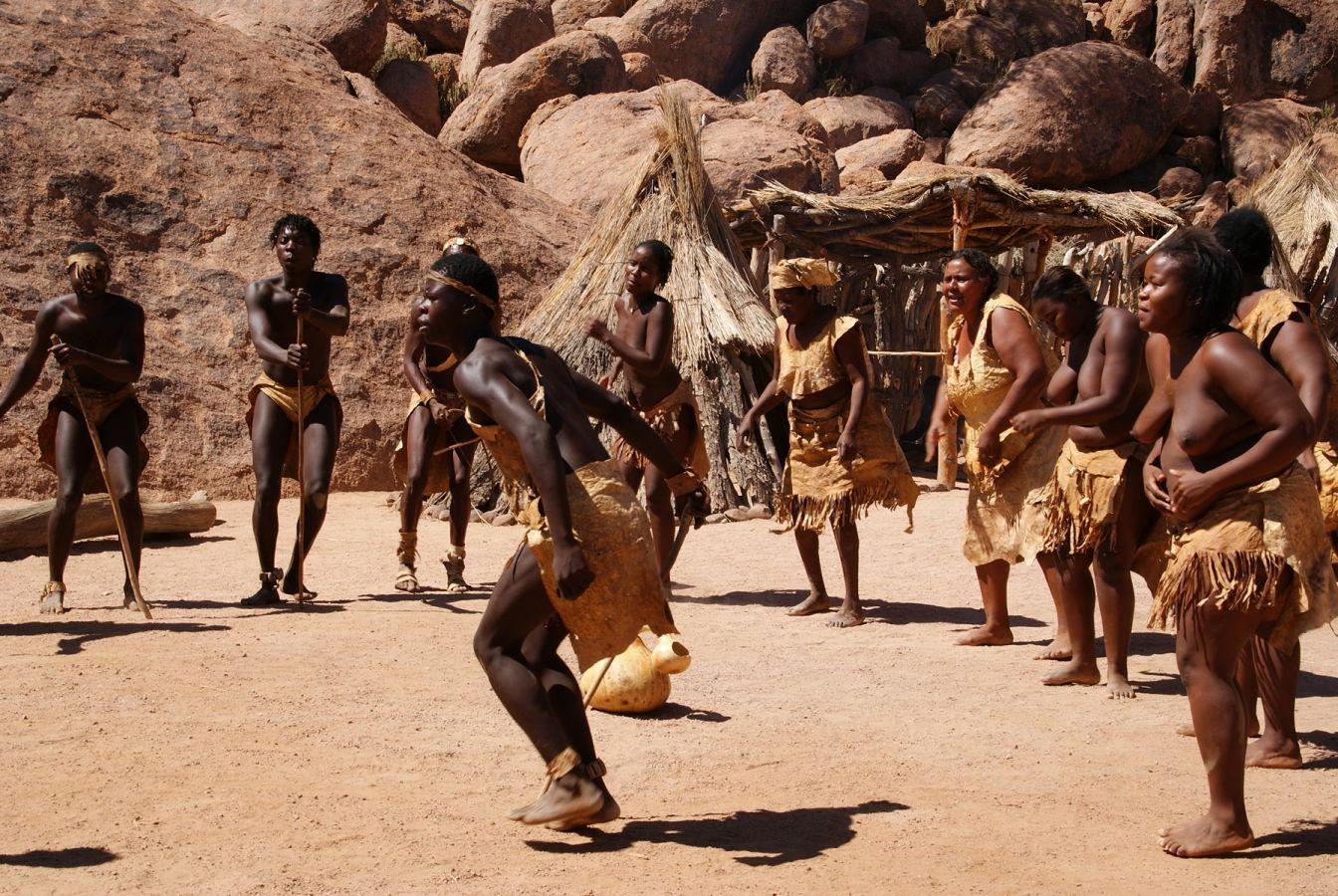 Twyfelfontein - ©Fair Mundo Travel