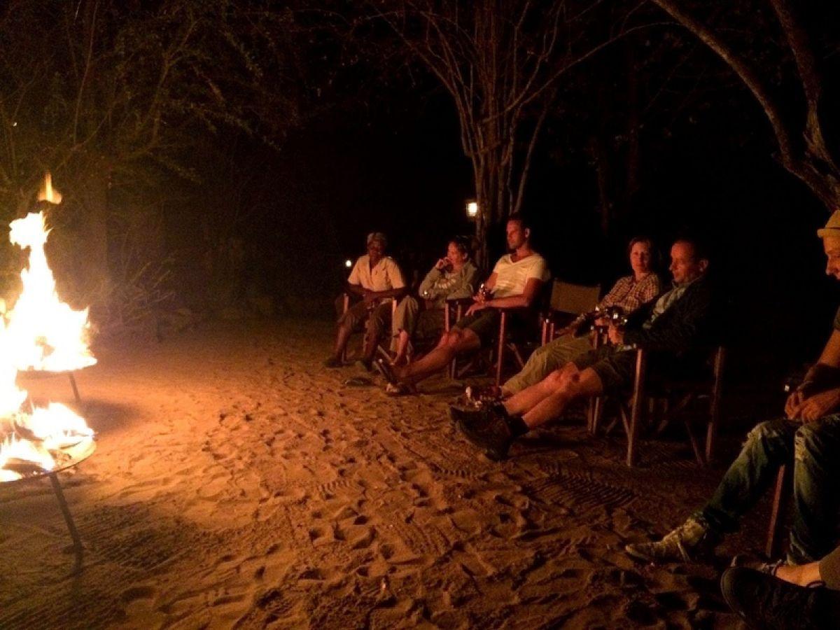 Umlani Bushcamp  boma
