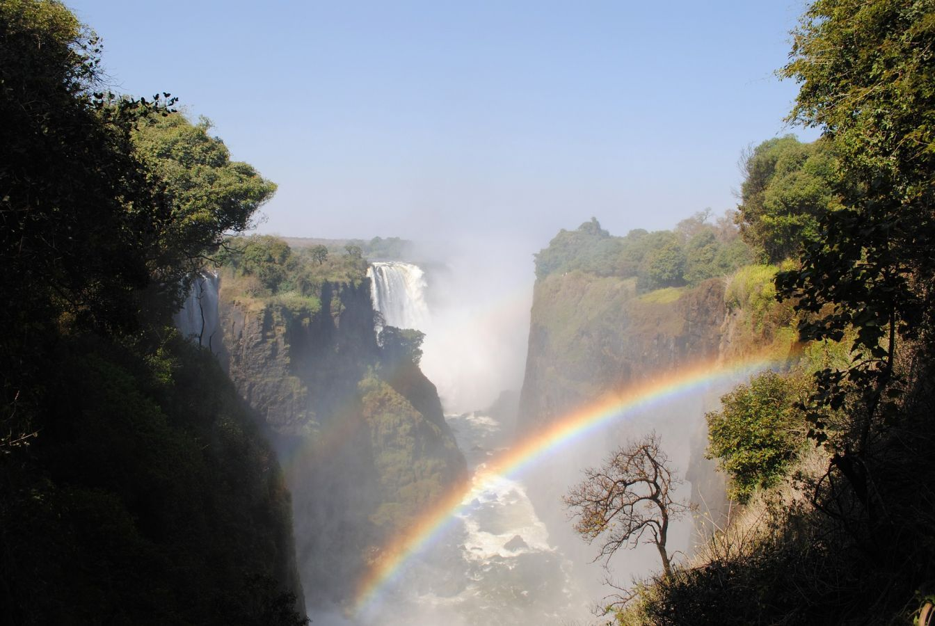 Victoria Falls - ©Fair Mundo Travel