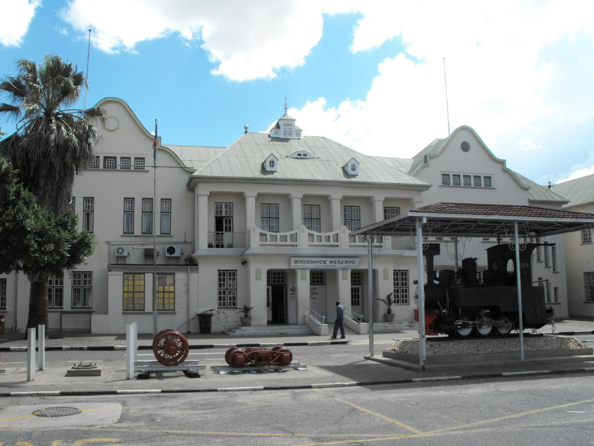 Windhoek station