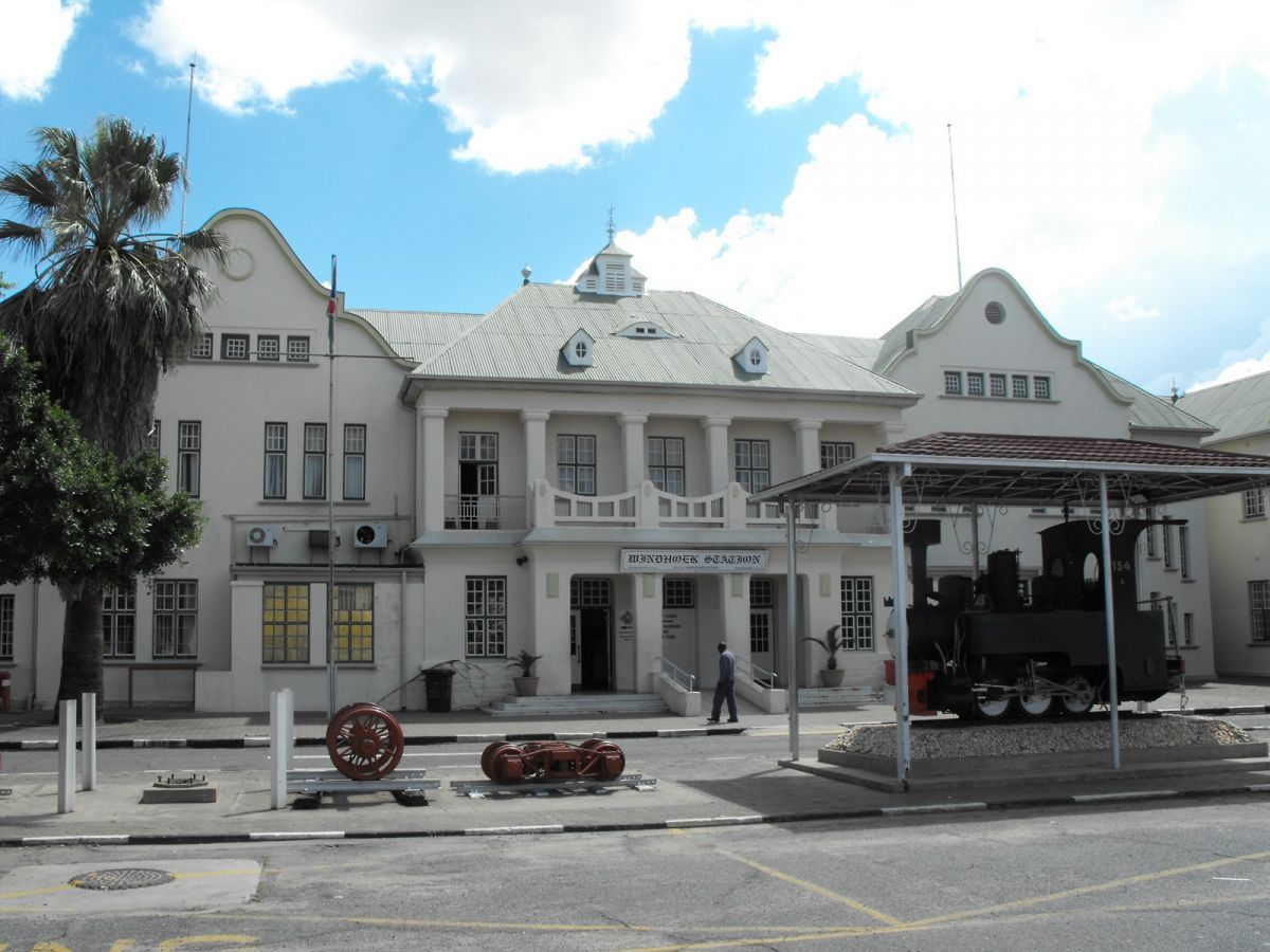 Windhoek station - ©Fair Mundo Travel