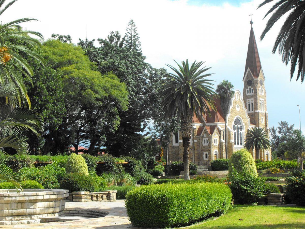 Windhoek Christus Kirche  - ©Fair Mundo Travel
