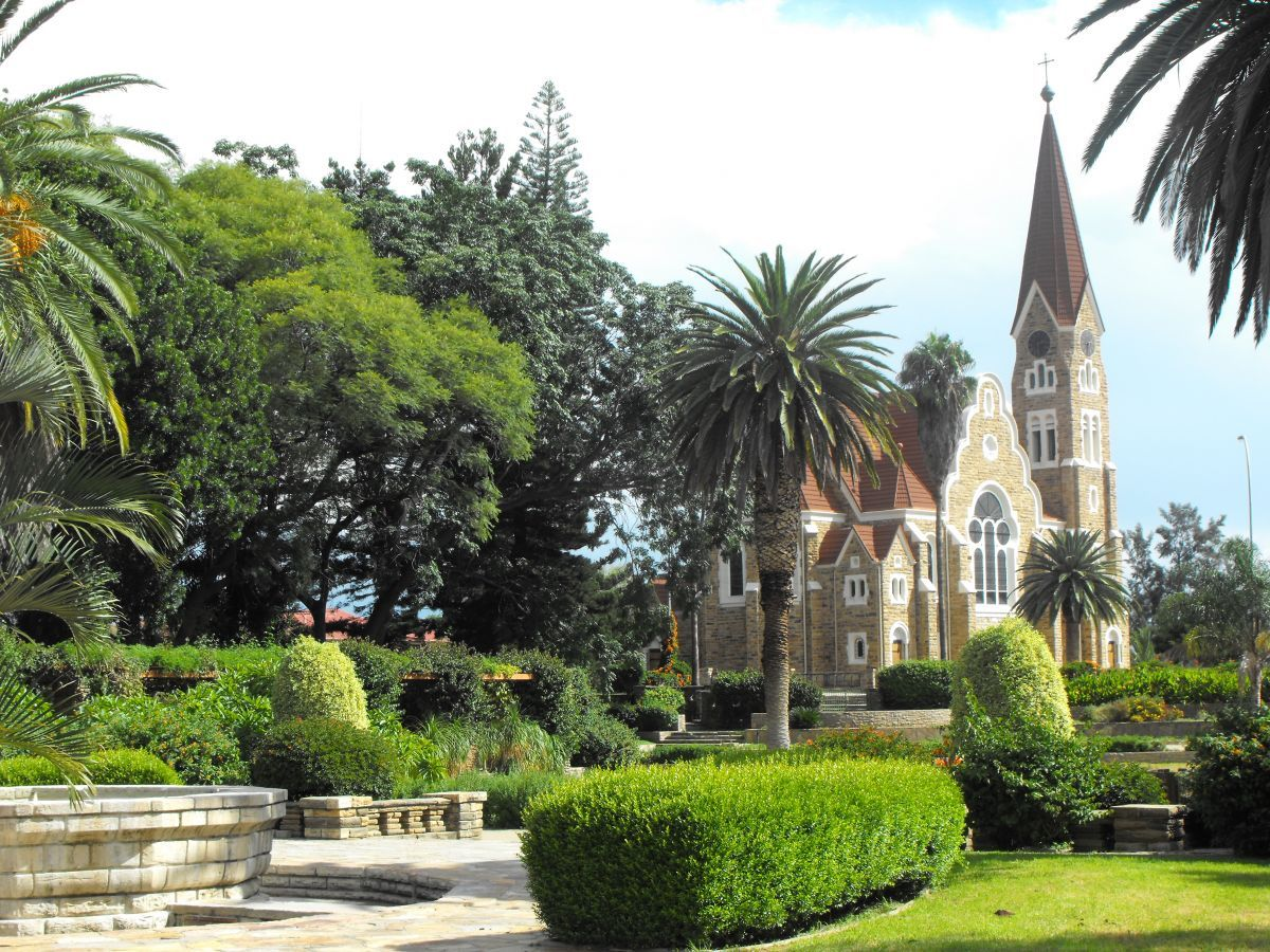Windhoek Christus Kirche  - ©Fair Mundo Travel