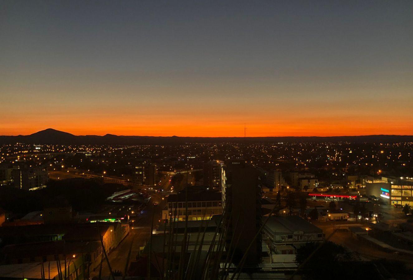 Windhoek zonsondergang  - ©Fair Mundo Travel