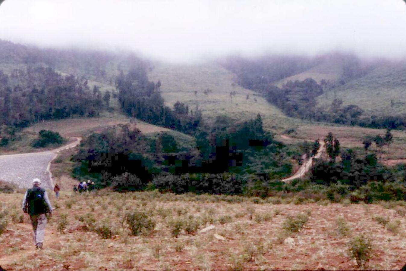 Wandelen Zomba Plateau