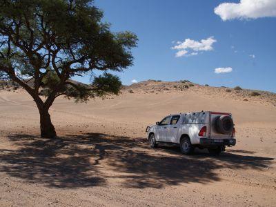 Rondreis Namibië Botswana