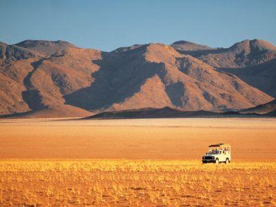 Rondreis Namibië met privéchauffeur /gids