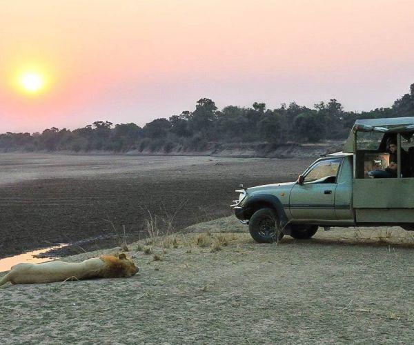 Rondreis Zambia met privé gids