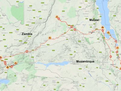 Groepsreis Zambia Malawi