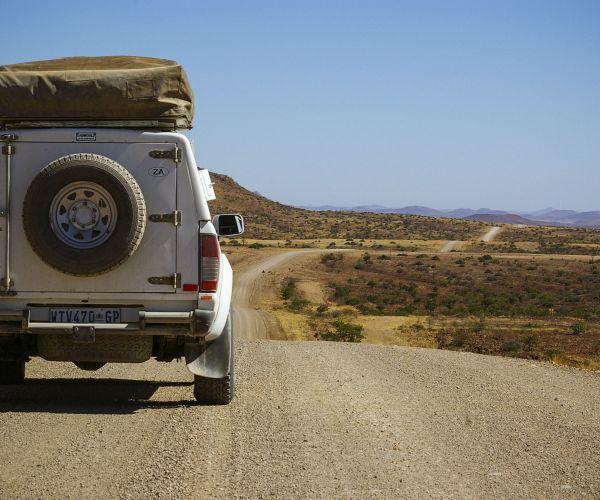 Namibië Rondreis in 4x4 met daktent