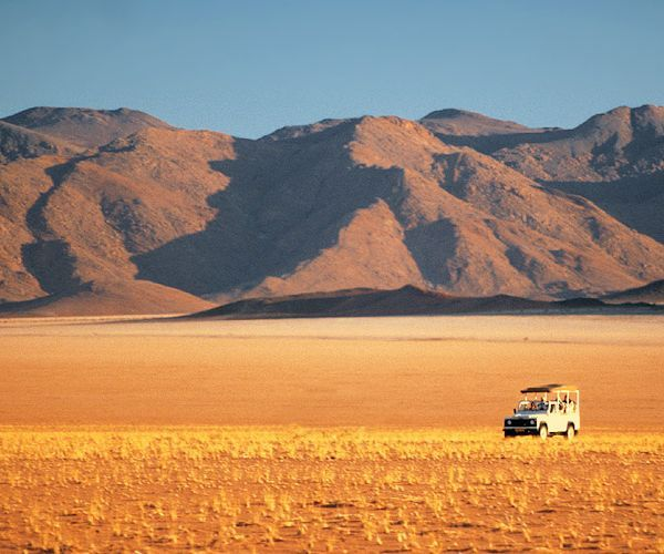 Rondreis Namibië met privéchauffeur/gids