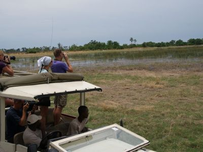 Groeps kampeersafari Botswana Effectief