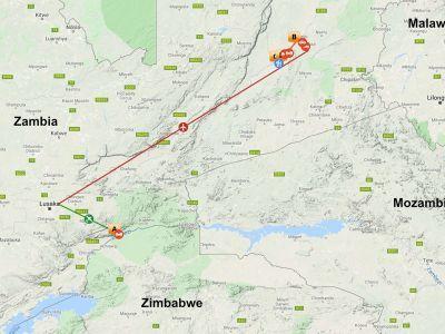 Zambia vakantie Lower Zambezi National Park & South Luangwa National Park