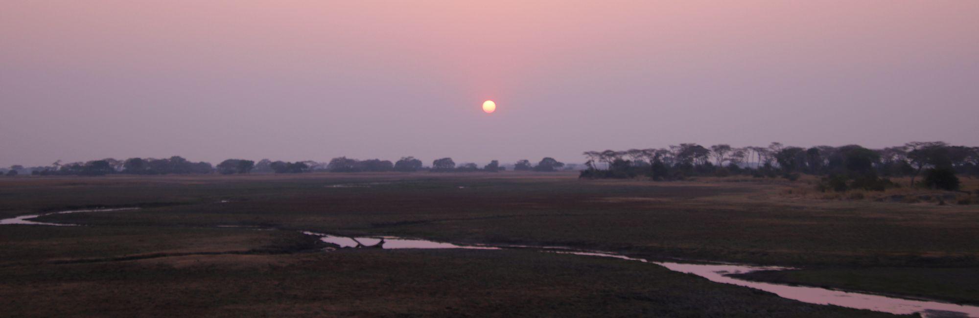 Ballonvaart Busanga Plains