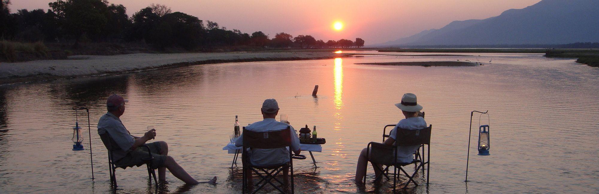 Zimbabwe Sunset