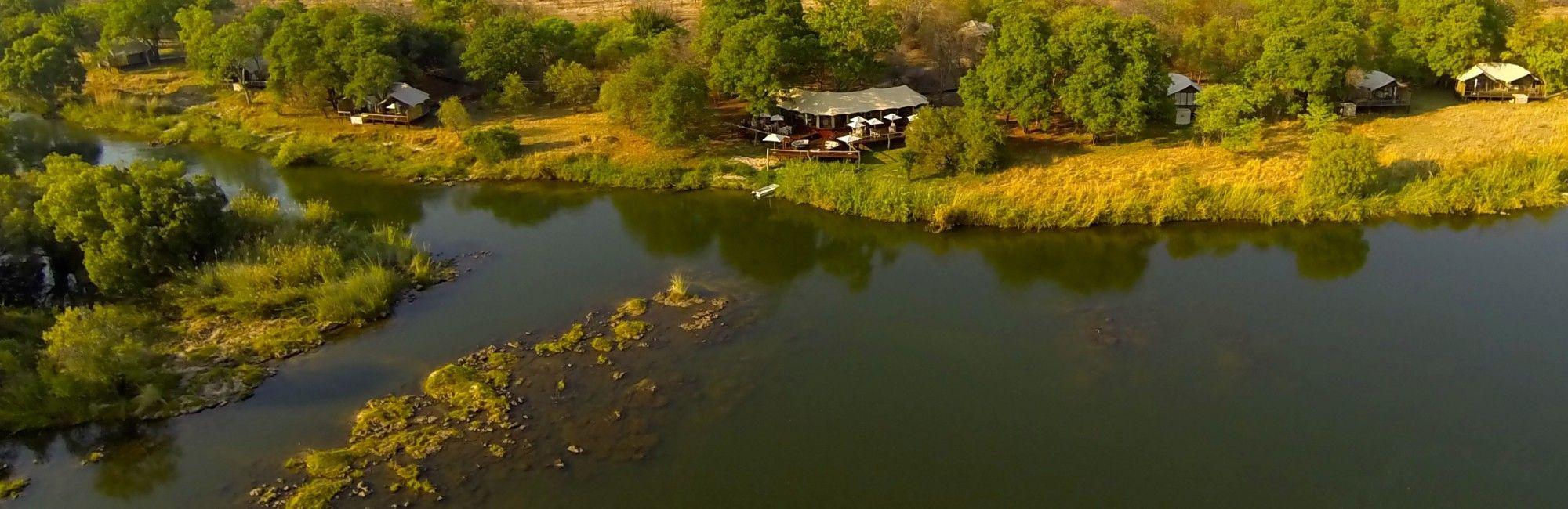 Bijzondere en luxe fly-in safari Botswana en Zimbabwe