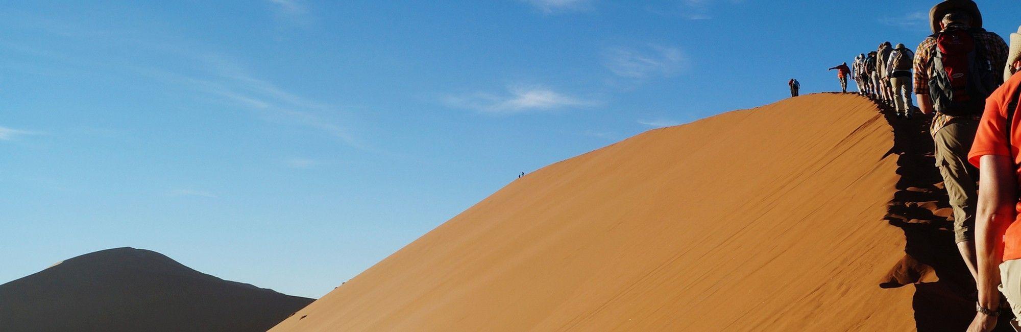 Groepsreizen Namibië