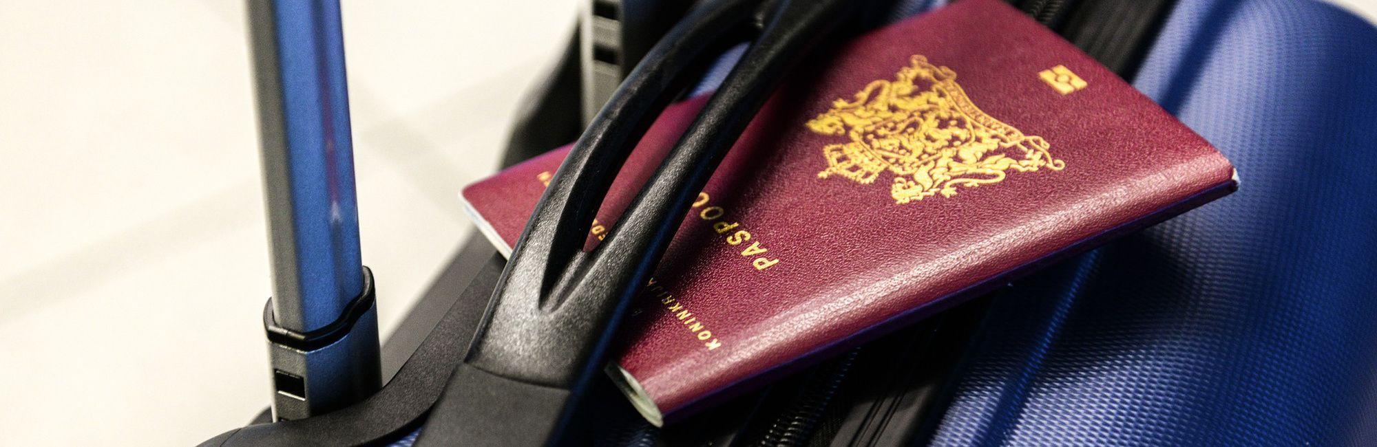 Paspoort en Visum Botswana