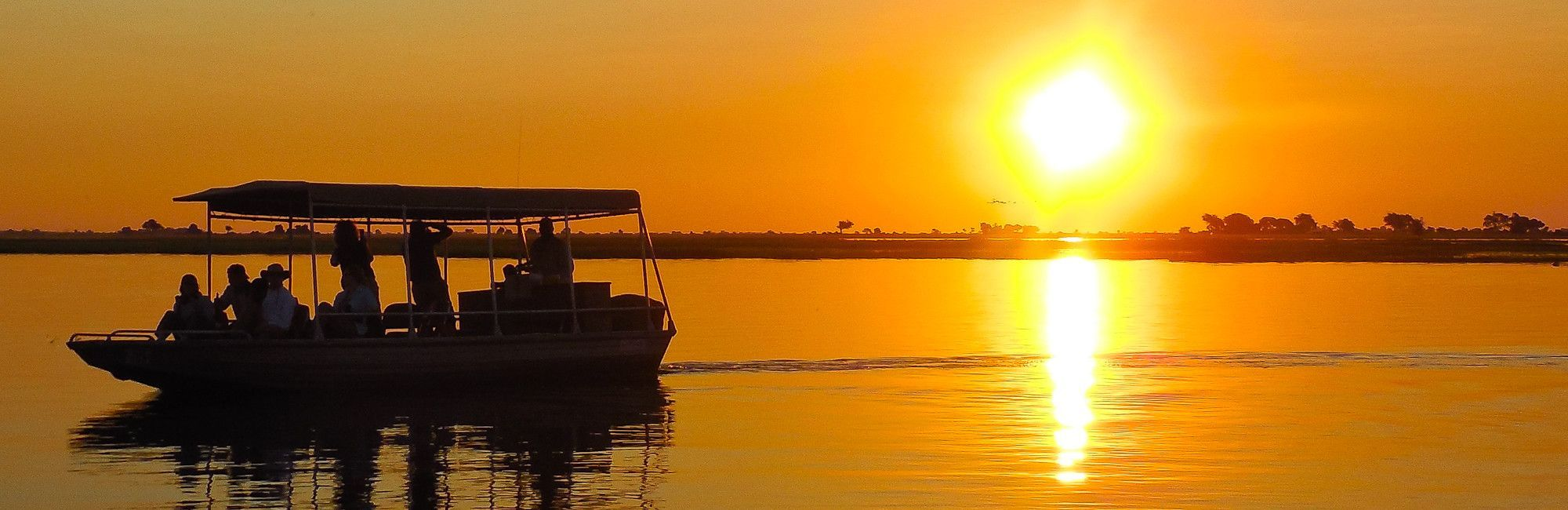 Luxe Groepsreis Botswana Namibië Zimbabwe